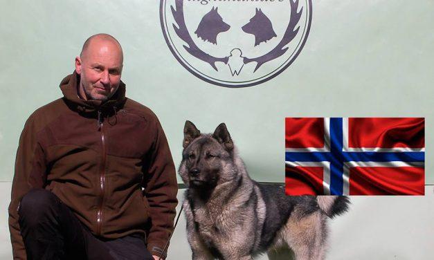 NORD J(LÖ)CH SE UCH FIN UCH, SE23690/2014 Björnjägarens ARCI Pigge