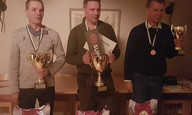 Vinnare av Gråhundsmästerskapet 2018!
